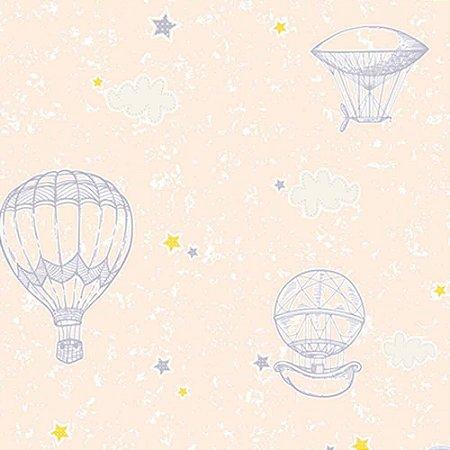 Papel de Parede Infantil YOYO Balões YY222703K