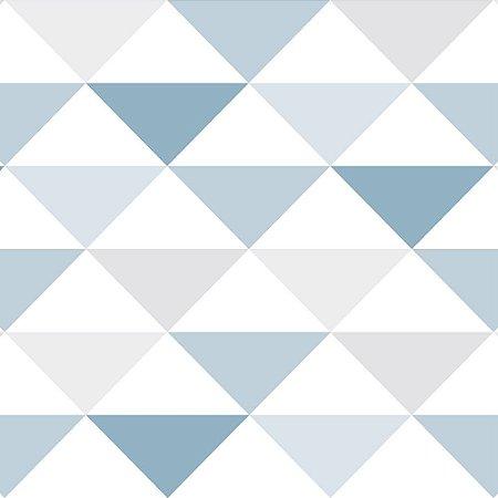 Papel de Parede Infantil Brincar Geométricos 3601