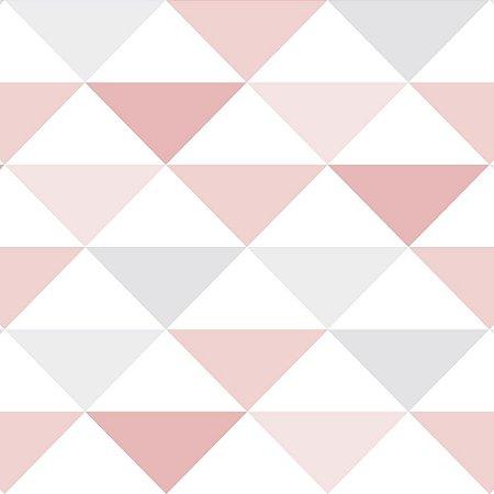 Papel de Parede Infantil Brincar Geométricos 3602