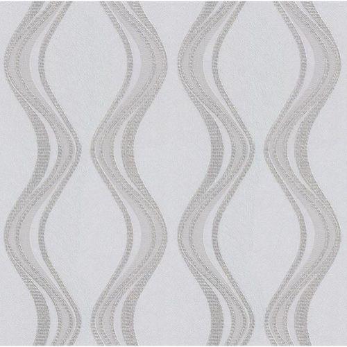 Papel de Parede Moda em Casa 3 Geométricos Ondas MD701103K