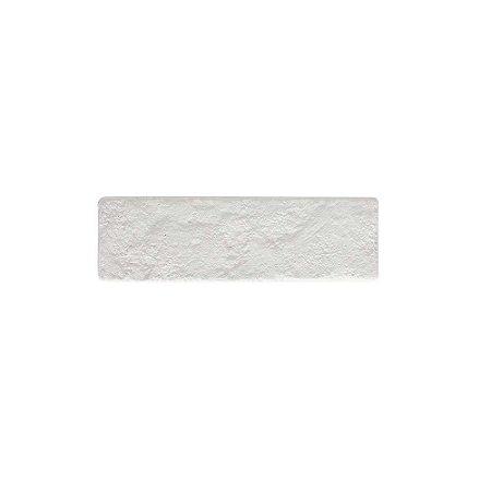 Revestimento de Parede Ecobrick 27cm x 7,5cm Branco 27180 - Caixa 12 unidades