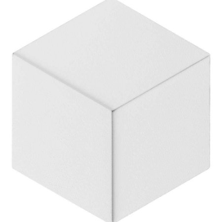 Revestimento de Parede Six 13cm x 15cm Branco 28607