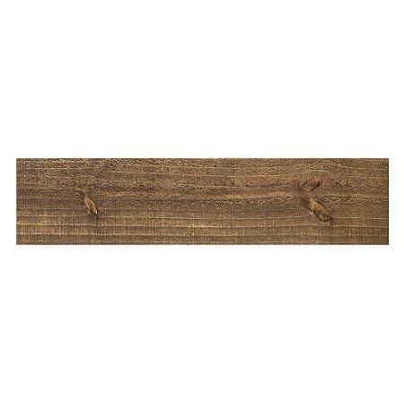 Revestimento de Parede Wood Panel 60cm x 13,5cm Castanho 21393