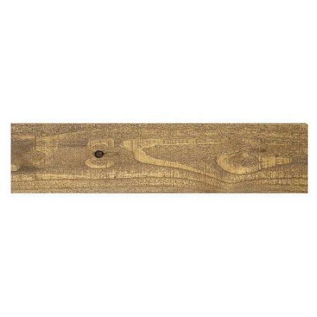 Revestimento de Parede Wood Panel 60cm x 13,5cm Castanho Claro 21392