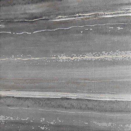 Papel de Parede Elegance 2 Listrado Cinza EL201204R