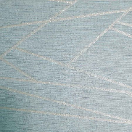 Papel de Parede Elegance 2 Geométricos Azul EL201605R