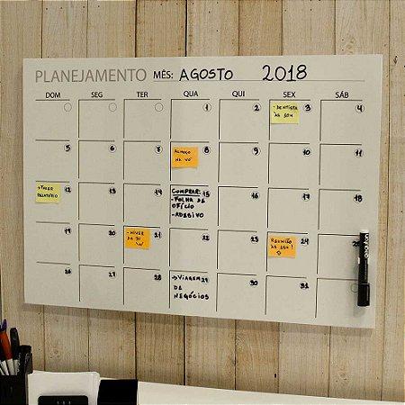 Painel Calendário do Mês BR01.2963.BRI