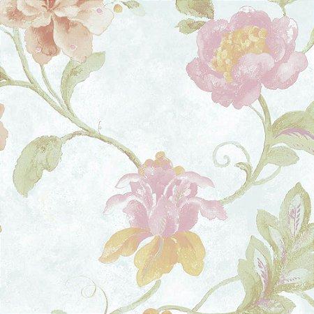 Papel de Parede Homeland 3 Floral HL055162R
