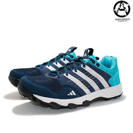Tênis Masculino Adidas Kanadia TR7 Terrex - Azul | Promoção