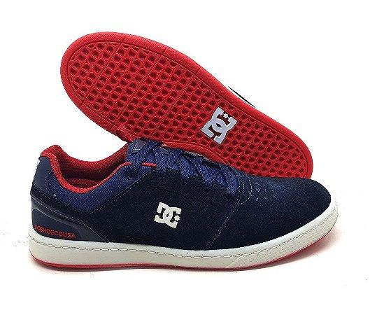 Tênis DC Shoes Cole Signature Masculino - Azul Marinho