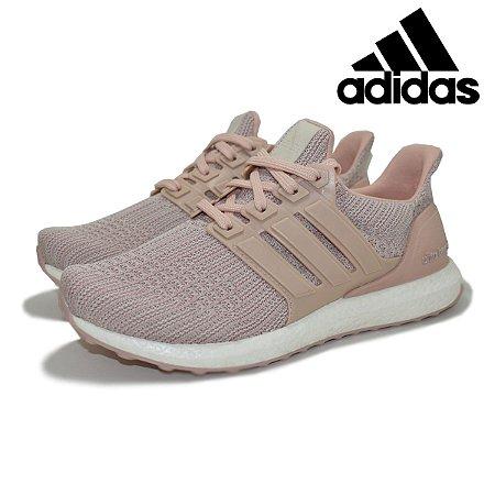 Tênis Adidas Ultraboost 4.0 Feminino - Rosa
