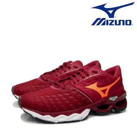 Tênis Mizuno Wave Creation 21 Masculino - Premium