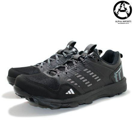 Tênis Adidas Kanadia TR7 Trail Masculino - Preto