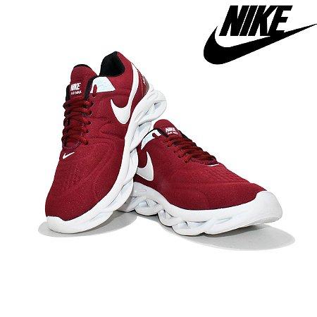 Tênis Nike Air Max Maverick Masculino Lançamento - Vermelho