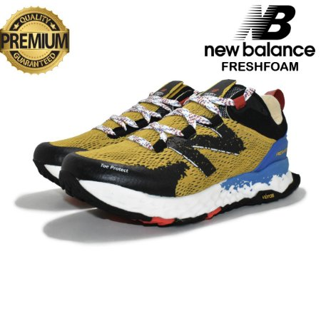 Tênis New Balance Fresh Foam Hierro V5 Masculino - Premium