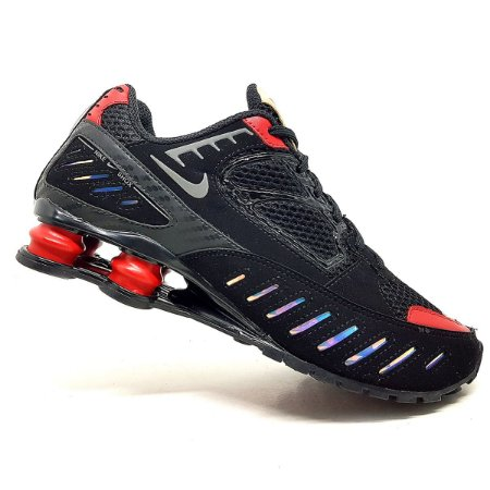 Tênis Masculino Nike Shox Enigma 9000 - Linha Premium