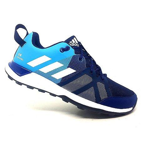 Tênis Adidas Kanadia TR8 Terrex Masculino - Azul
