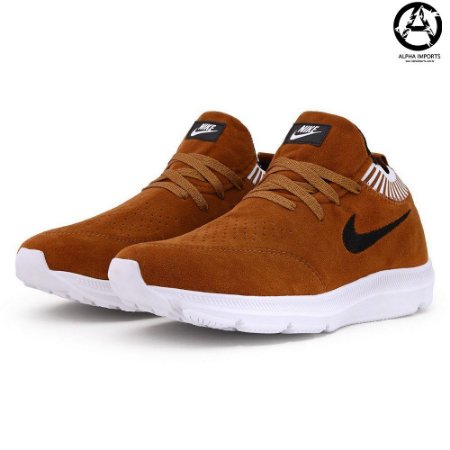 Tênis Nike SB Ultra Line Masculino - Marrom
