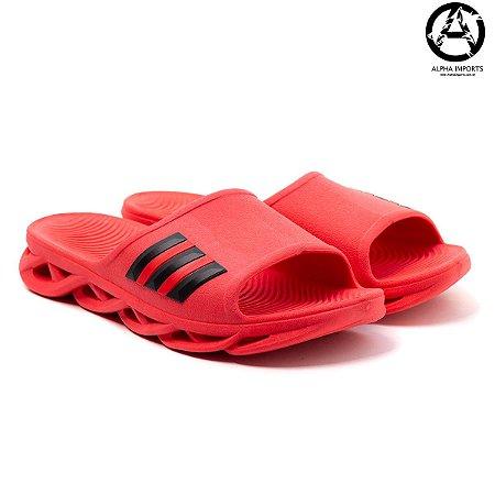 Chinelo Slide Adidas Maverick - Vermelho
