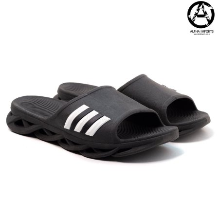 Chinelo Slide Adidas Maverick - Preto