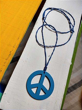 Colar Sib da paz
