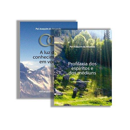 Kit Conhecimento 03 - 2 livros