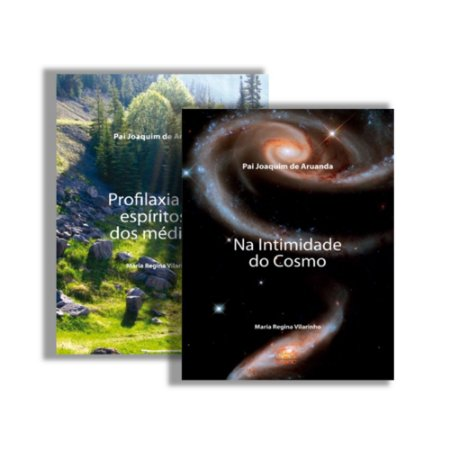 Kit Conhecimento 04 - 2 livros