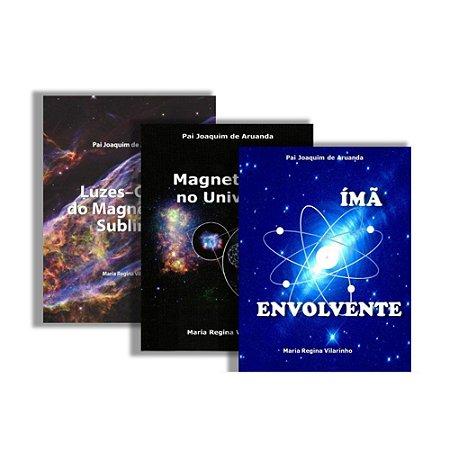 Kit Conhecimento 06 - 3 livros