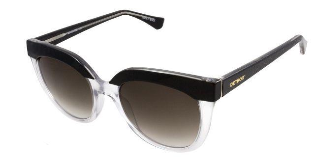 Óculos de Sol Feminino Detroit Diamante