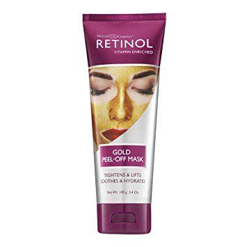 Máscara Gold Peel- Off Mask Retinol