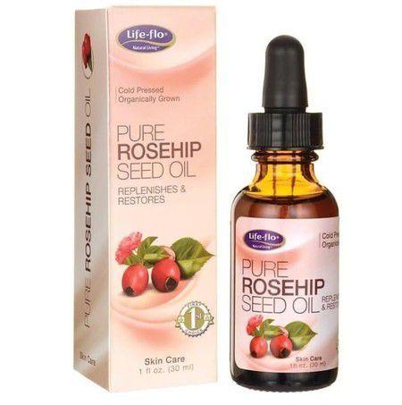 Óleo de Rosa Mosqueta Pure Rosehip Oil Life-Flo