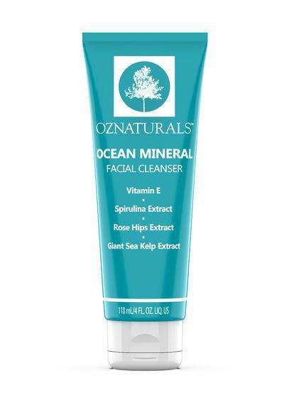 OCEAN MINERAL FACIAL CLEANSER 118ml