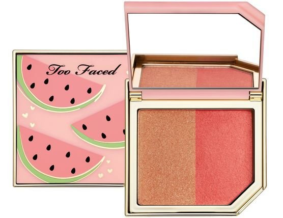 TOO FACED BLUSH DUO FRUIT COCKTAIL LIKE MY MELONS