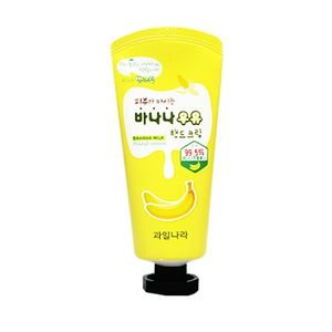 Sabonete Facial Banana Milk Cleasing Foam