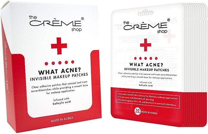 What Acne? - Patches Invisíveis com Salicílico 90 unidades