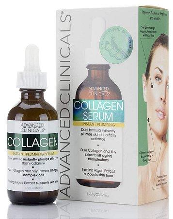 Serum Facial Advanced Clinicals Colageno 52ml