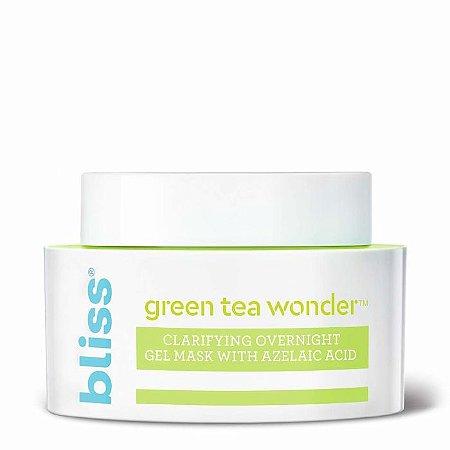 Máscara Noturna Clareadora Green Tea Wonder com Azeláico