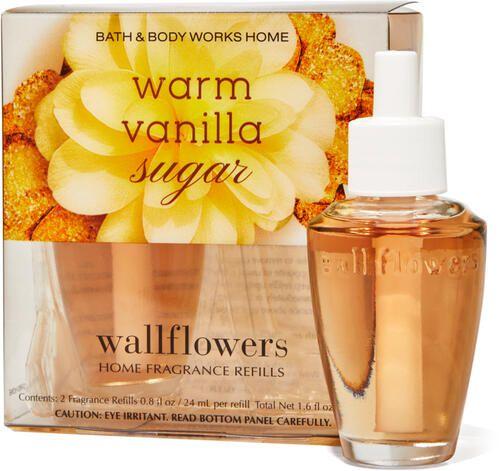 Kit Refil Aromatizador De Ambiente - Warm Vanilla Sugar 2 unidades