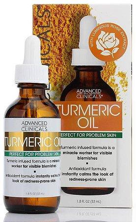 Sérum Advanced Clinicals Turmeric Oil 53ml