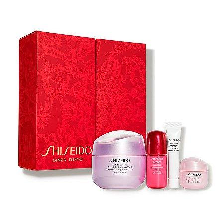 Kit Shiseido White Lucent Brightening Beauties (4 piece)