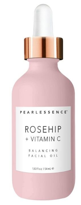 Óleo Facial PEARLESSENCE Rosehip + Vitamin C 54ml