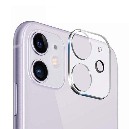 Película de Vidro 3D para Câmera iPhone 11