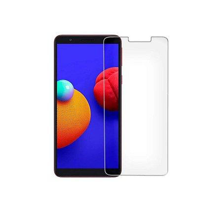Película De Vidro Temperado Para Samsung Galaxy A01 Core