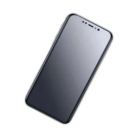 Película de Cerâmica Fosca 100D para iPhone XR e 11 Preta