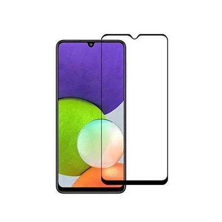 Película de Vidro 3D Samsung Galaxy A22 4g - Preta
