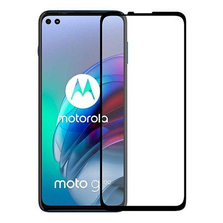 Película de Vidro 3D para Motorola Moto G100 Full Cover
