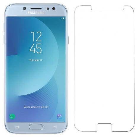 Película De Vidro Temperado Para Samsung Galaxy J7 Pro