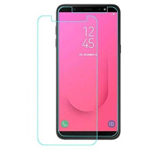 Película De Vidro Temperado Para Samsung Galaxy J6 Plus 2018