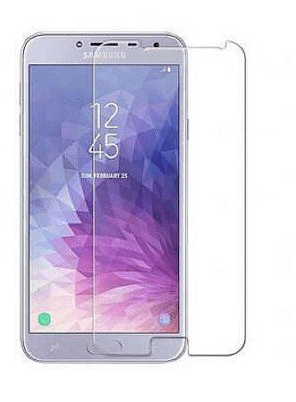 Película De Vidro Temperado Para Samsung Galaxy J4 2018