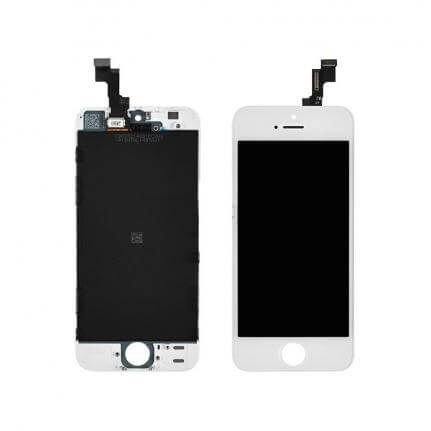 Tela Display Lcd Touch iPhone SE 5S 5SE Apple - Branco